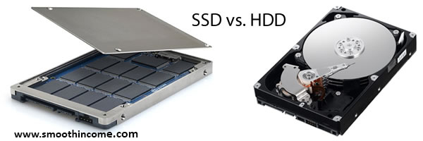 SSD Web Hosting Vs HDD Web Hosting