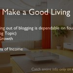 can you make a good living blogging