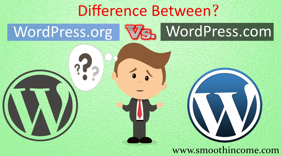 What is the difference between wordpress.org and wordpress.com