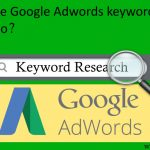 How to use Google Adwords keyword research tool for seo - Step by Step Guide