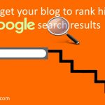 Get your blog to rank higher in Google search results – Rank Fast