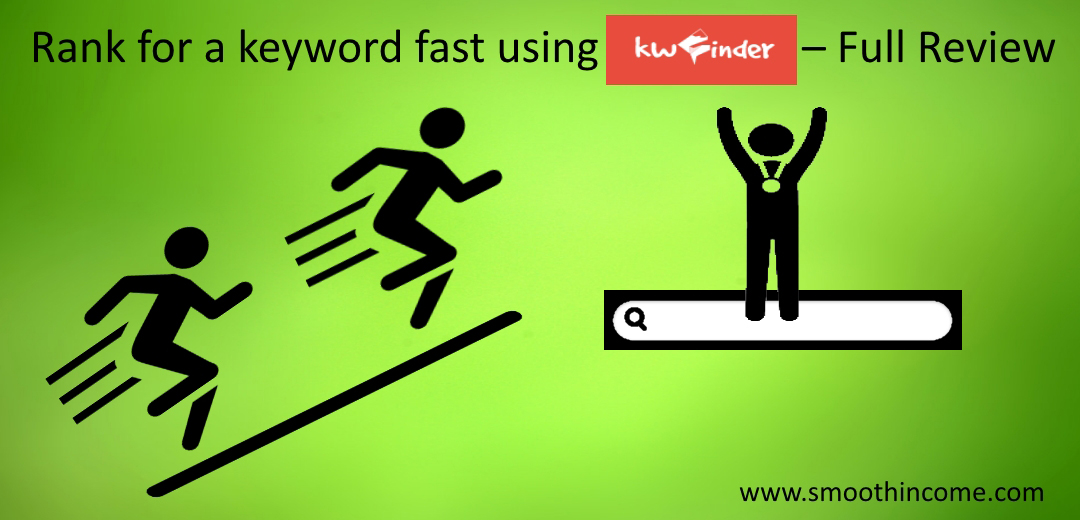 Kwfinder review - How to rank for a keyword fast