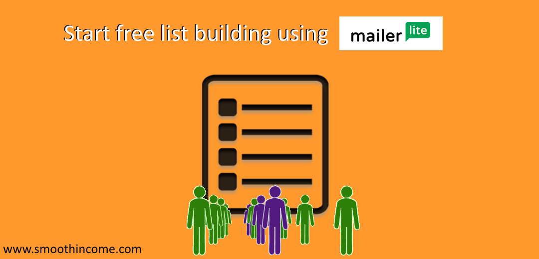 Mailerlite Email Marketing Discount Price  2020